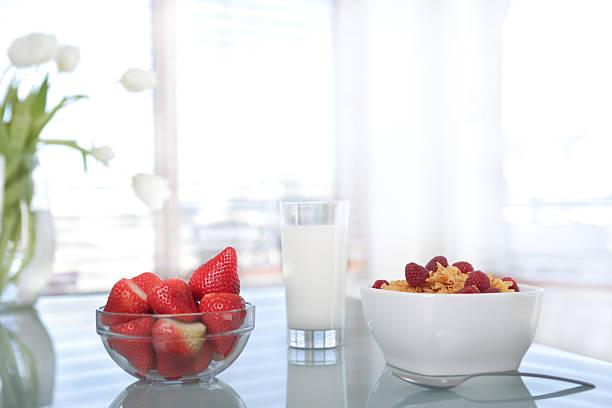 Petit déjeuner équilibré - Photo