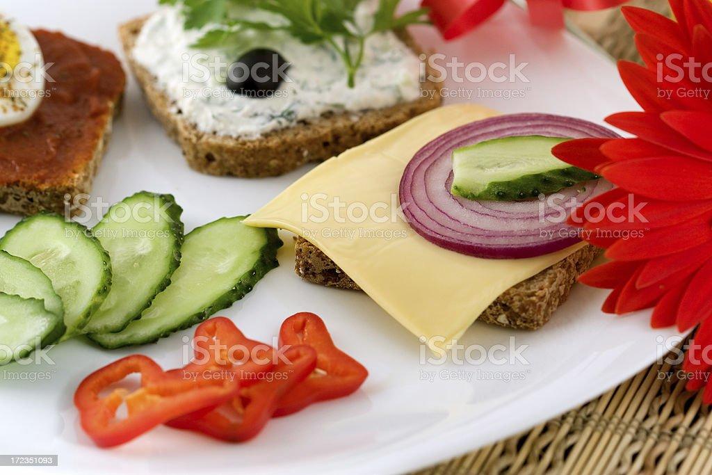 Desayuno saludable foto de stock libre de derechos