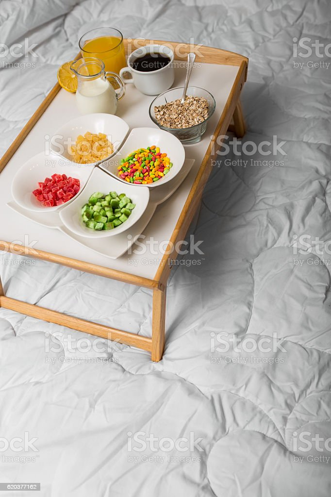 Zdrowe śniadanie  zbiór zdjęć royalty-free