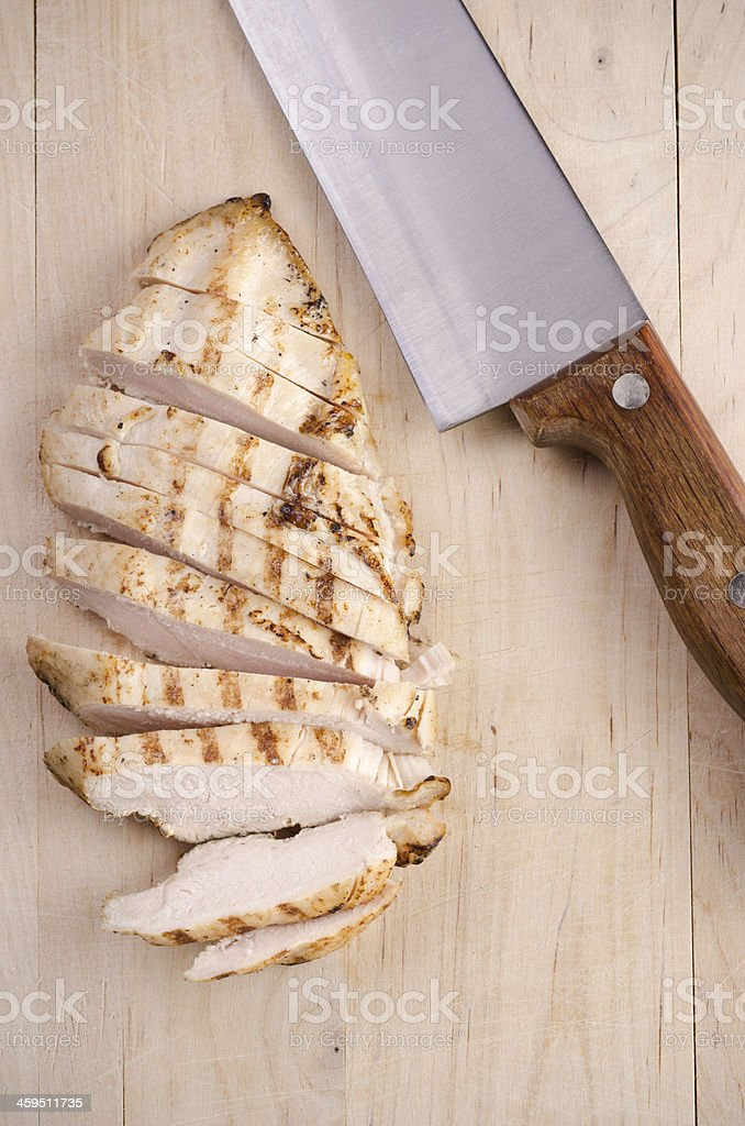 Healthy Chicken Breast stock photo