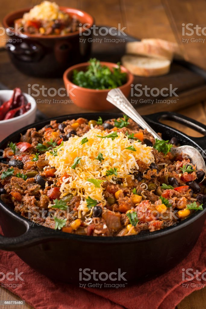 Healthy Chili royalty-free stock photo
