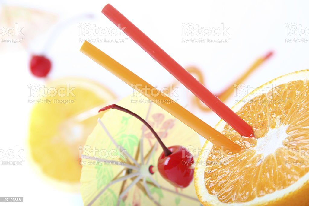 healthy cocktail royalty-free stock photo