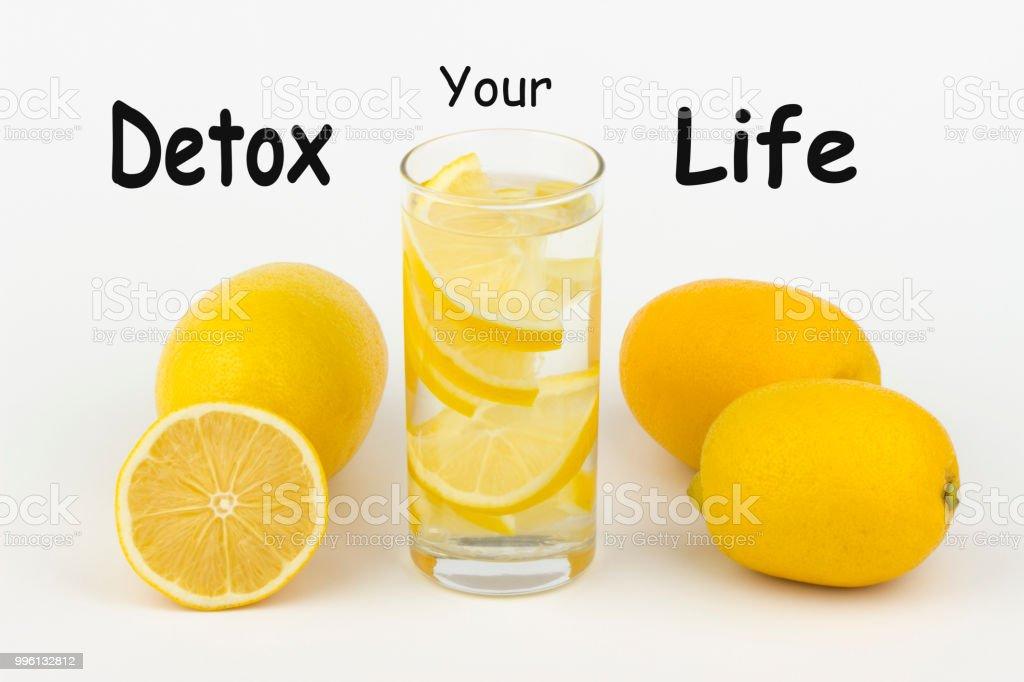 Gezonde Detox Your Life foto