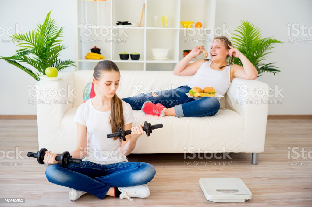 Healthy diet concept royalty-free stock photo