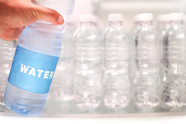 Healthy Drinking Water stock photo