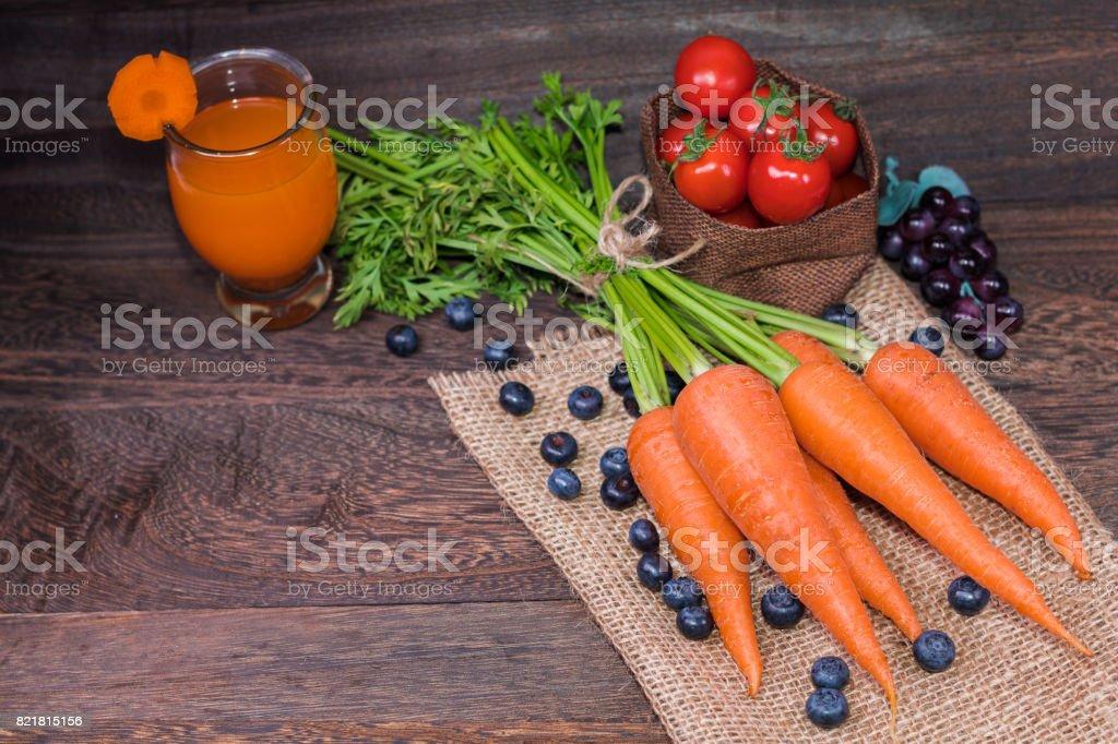 dieta jugo de zanahoria