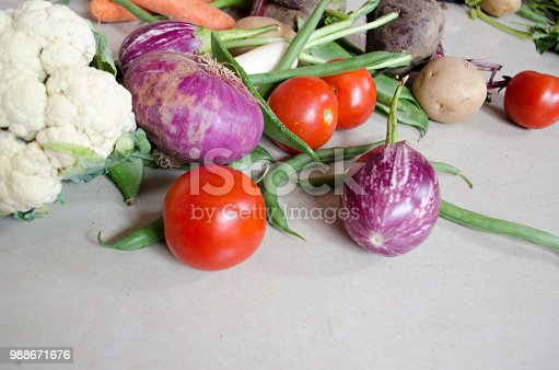 istock Healthy eating background 988671676