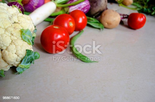 istock Healthy eating background 988671830