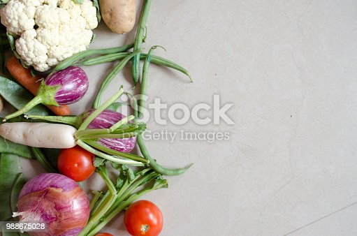 istock Healthy eating background 988675028