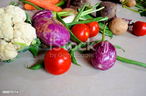 istock Healthy eating background 988675114