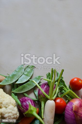 istock Healthy eating background 988675570