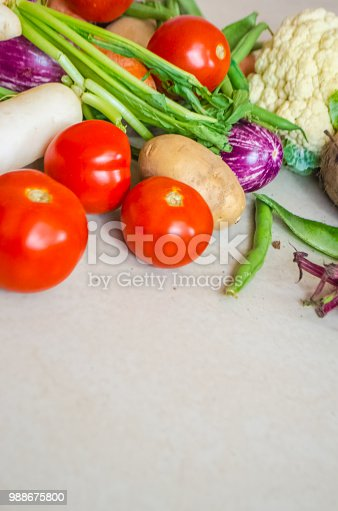 istock Healthy eating background 988675800