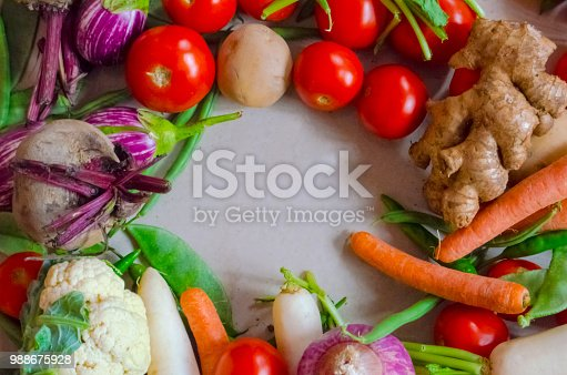 istock Healthy eating background 988675928