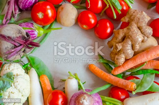 istock Healthy eating background 988676050