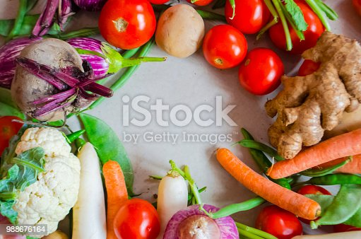istock Healthy eating background 988676164