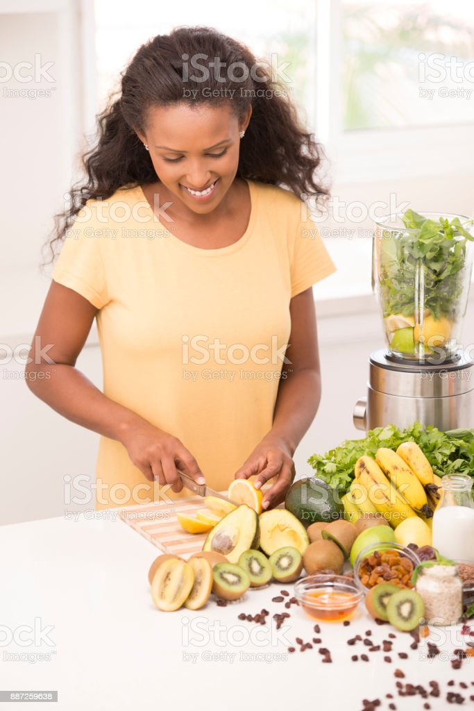 Healthy eating for healthy lifestyle. stock photo