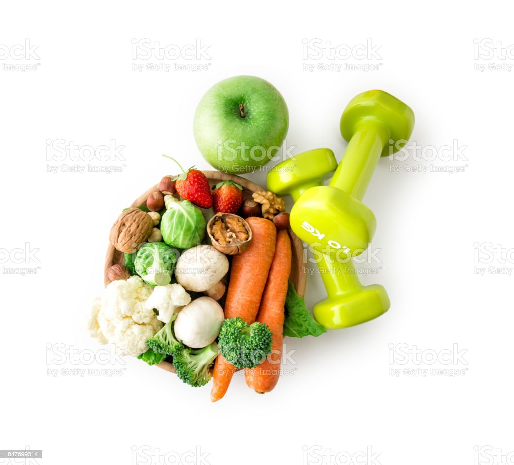Healthy eating, Healthy lifestyle stock photo