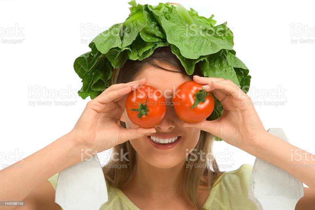 Healthy eyeglasses royalty-free stock photo