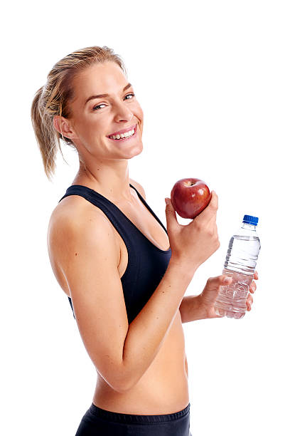 Healthy Fit Women Isolated Stock Photo Download Image Now Istock Looking for ways to improve your overall health and fitness? 2
