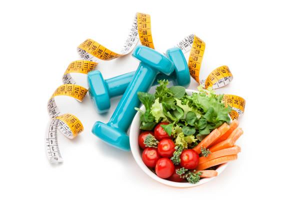 健康食品和健身理念 - 健康飲食 個照片及圖片檔