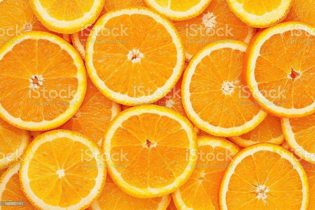 Gesunde Speisen, Hintergrund. Orange - Lizenzfrei Bildhintergrund Stock-Foto