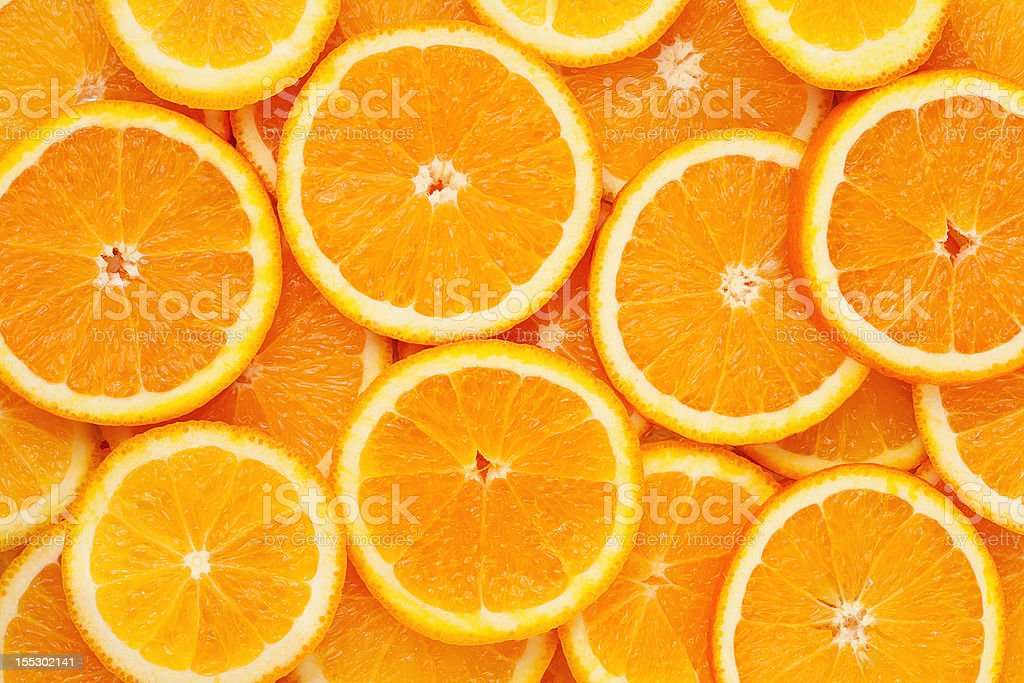 Healthy food, background. Orange stock photo