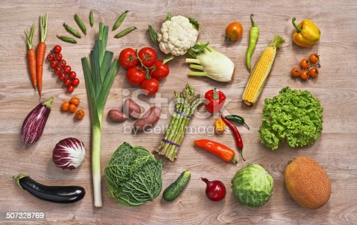 istock Healthy food background 507328769