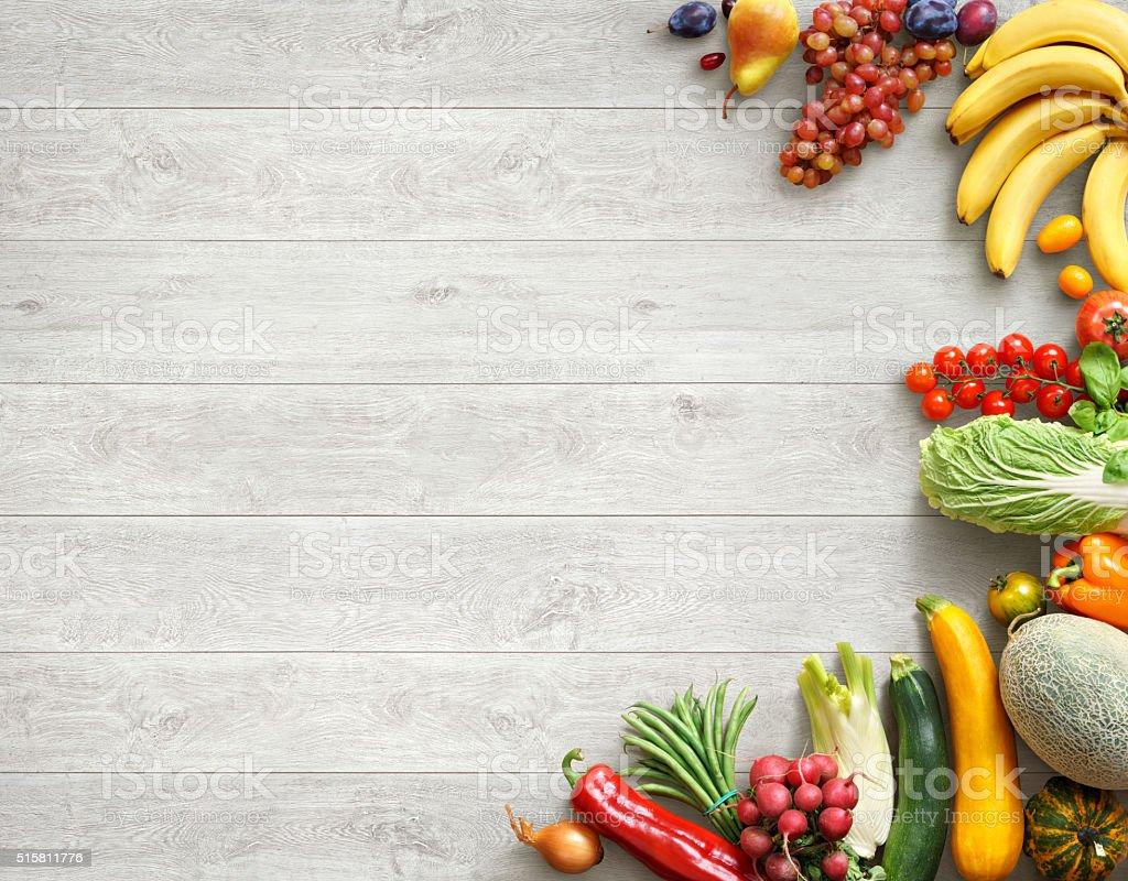 Healthy Food Background Stock Photo 515811776 Istock