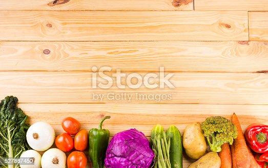 507328769 istock photo Healthy food background 527887450