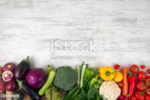 istock Healthy Food Background 645966078