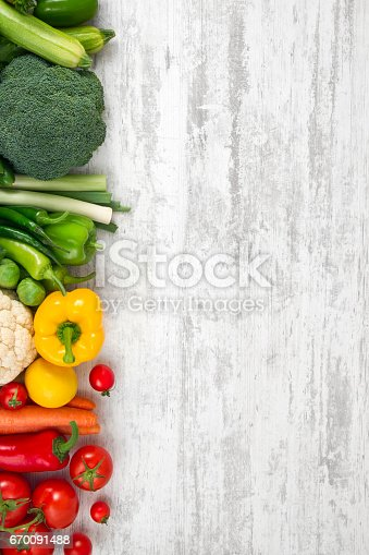 istock Healthy Food Background 670091488