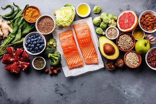 건강 한 음식 선택 먹고 깨끗 한 0명에 대한 스톡 사진 및 기타 이미지