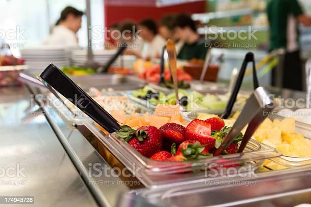 Healthy food in a cafeteria picture id174943726?b=1&k=6&m=174943726&s=612x612&h=x cg 56qeggunvnmjrgcaajctdk2p59ehfu tvicb w=