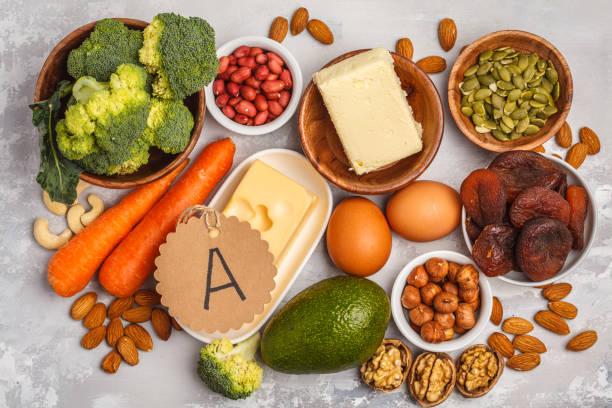 Vitamine A Banque d'images et photos libres de droit - iStock