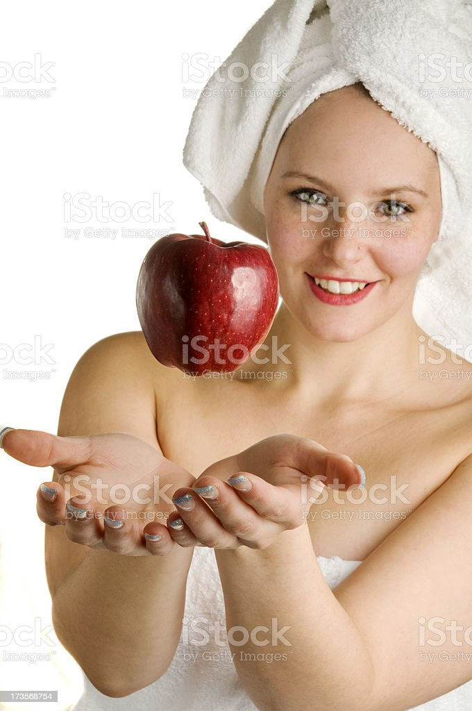 Healthy food... royalty-free stock photo