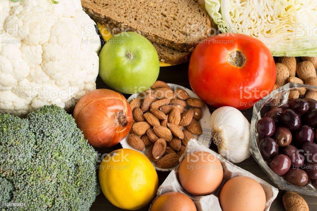 alimentos saludables y diabetes