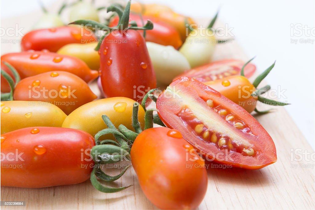healthy foods, Tomato Queen stock photo