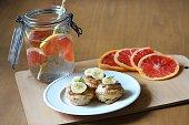 istock Healthy fruit snacks 1325398134