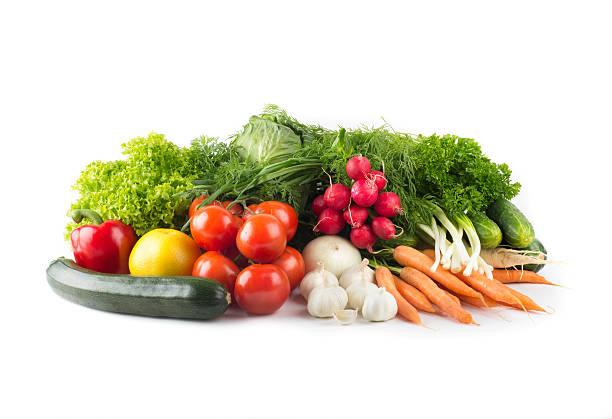 Gesundes Obst und Gemüse – Foto