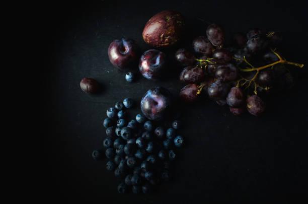 Healthy fruits stock photo