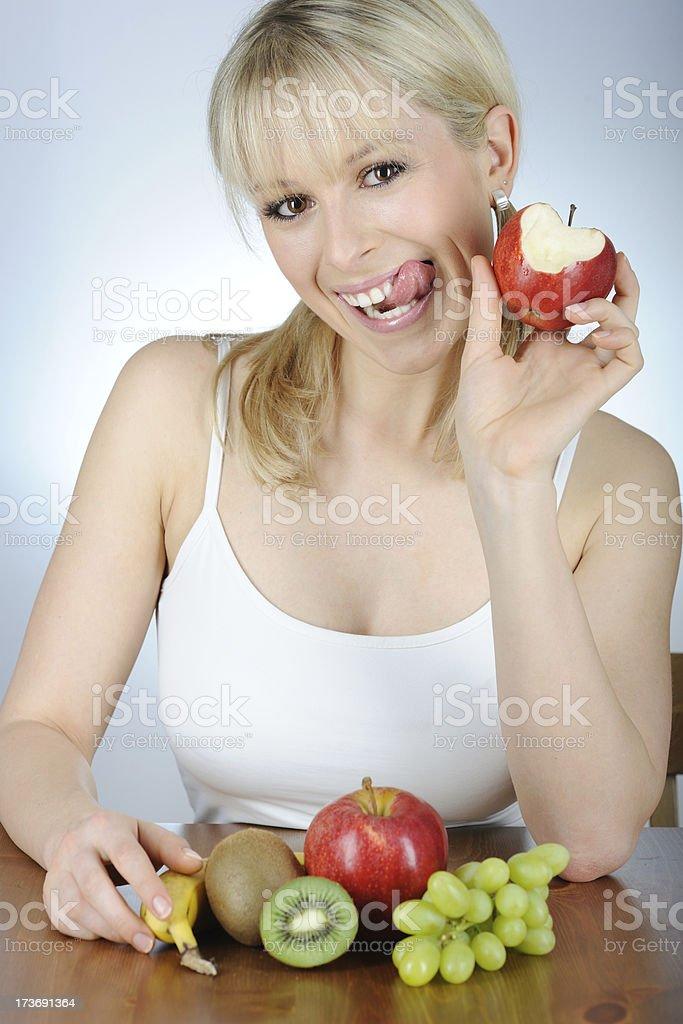 Healthy Fruits (XXL) stock photo