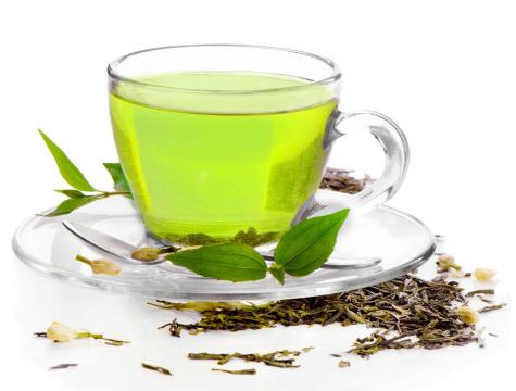 Saludable Té Verde Foto de stock y más banco de imágenes de Bebida