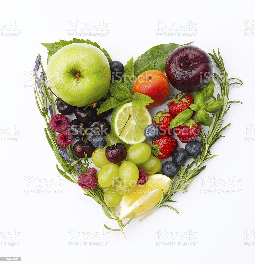 Healthy Heart royalty-free stock photo