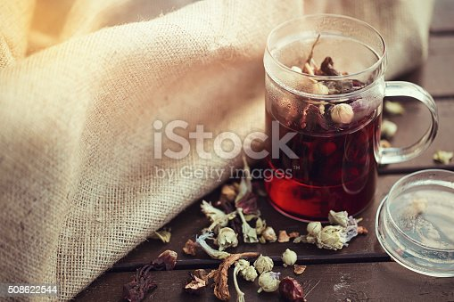 istock healthy herbal tea 508622544