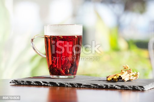 istock Healthy herbal tea 898764806