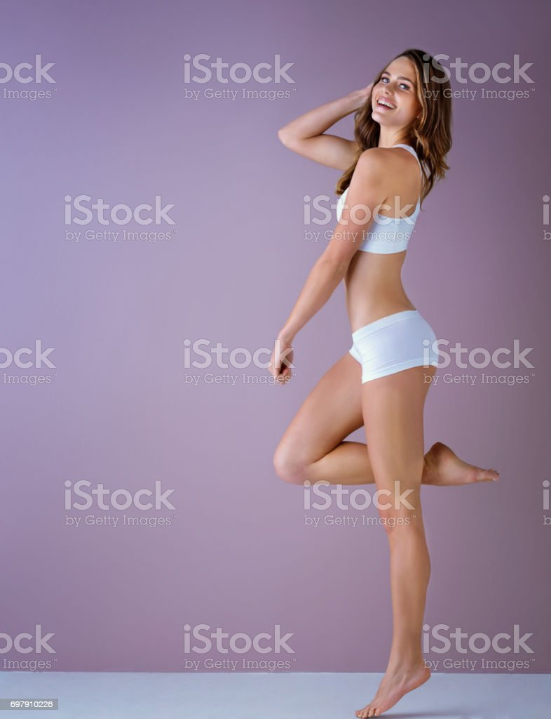 Healthy is the new hot stock photo