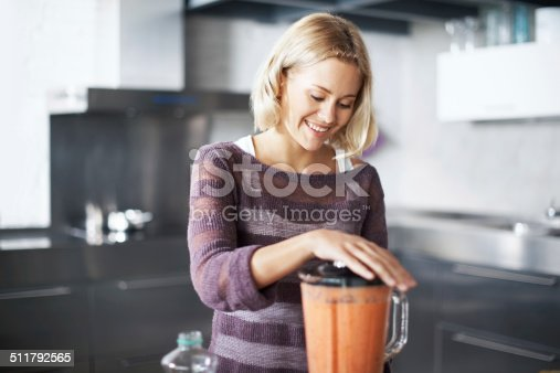 512979895istockphoto Healthy isn't a goal, it is a lifestyle 511792565