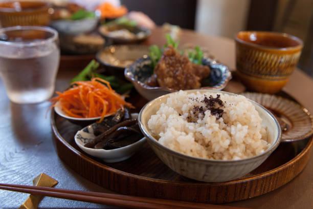 ヘルシーな日本料理 - 和食 ストックフォトと画像