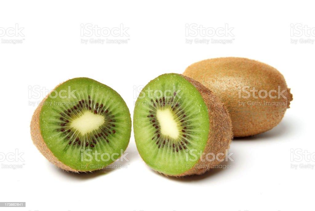 Healthy Kiwi royalty-free stock photo