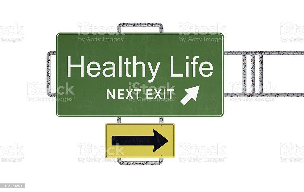 Healthy life! royalty-free stock photo
